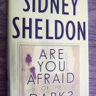 Sidney Sheldon Are You Afraid of The Dark? Hardcover Mystery Book 1B