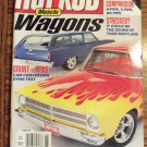 Hot Rod June 2001 Muscle Wagons Back Issue Magazine 1M