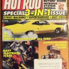 Hot Rod August 1995 Street Machines Superchargers Easy Fixes Back Issue Magazine 1M