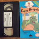 Mario Brothers Count Koopula Vhs Tape Video 1M