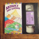 Arthur's First Sleepover Plus Arthur 's Lost Dog Vhs location1