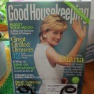 Good Housekeeping June 2007 Princess Diana Back Issue Magazine location50