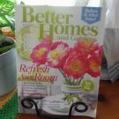 BETTER HOMES AND GARDENS March 2008 Back Issue Decorating Home Magazine location50
