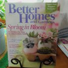 BETTER HOMES AND GARDENS April 2009 Back Issue Decorating Home Magazine location50