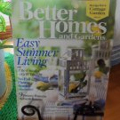BETTER HOMES AND GARDENS June 2008 Back Issue Decorating Home Magazine location50