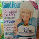 Good Housekeeping May 2008 Paula Deen's Recipes Back Issue Magazine location50