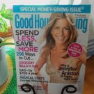 Good Housekeeping September 2008 Jennifer Aniston Back Issue Magazine location50