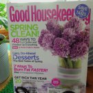 Good Housekeeping April 2008 Julie Andrews Back Issue Magazine location50
