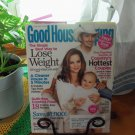 Good Housekeeping January 2008 The Paisleys Brad Paisley Back Issue Magazine location50