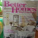 BETTER HOMES AND GARDENS September 2004  Back Issue Decorating Home Magazine location50