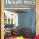 Plaid Decorative Finishes for Walls & Furniture #9348 location44