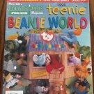 Mary Beth's Beanie World 1998 Teenie Beanie World Back Issue location44
