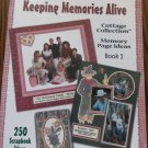 Keeping Memories Alive Cottage Collection Memory Page Ideas Book 2 location44