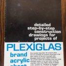 Plexiglas Brand Acrylic Sheet Leaflet Advertising Memorabilia location44