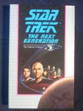 Star Trek The Next Generation VHS Haven Where No One Has Gone Before locationb1