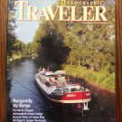 National Geographic Traveler March April 1991 Back Issue locationO1