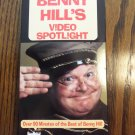 Benny Hill's Video Spotlight 90 Minutes of The Best of Benny Hill Comedy VHS LocationO1