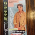 Lynette Jennings Fool Proof Decorating Basics Volume 1 Instructional VHS LocationO1