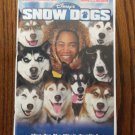 Disney's Snow Dogs Cuba Gooding Jr Family Comedy VHS LocationO4