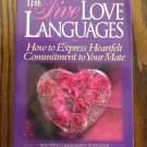 The Five Love Languages Gary Chapman Romance Christian Resource locationO4