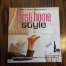 Better Homes and Gardens First Home with Style Book locationO4