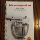 KitchenAid Kitchen Aid Stand Mixer Instructions and Recipes Book locationO4