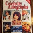 Collector's Guide to Celebrity Autographs 2nd Edition Mark Allen Baker Softcover locationO3