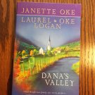 Janette Oke Dana's Valley Laurel Oke Logan Bethany House Paperback LocationO6