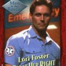 Lori Foster Treat Her Right 852 October Harlequin Romance Men To The Rescue location101