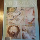 Leisure Arts Winter Spring 1990 Celebrations To Cross Stitch and Craft Back Issue locationM10