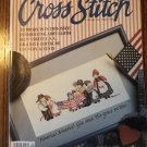 For The Love Of Cross Stitch Leisure Arts September 1990 Back Issue locationM10