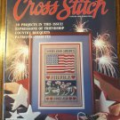 For The Love Of Cross Stitch Leisure Arts July 1989 Back Issue locationM10