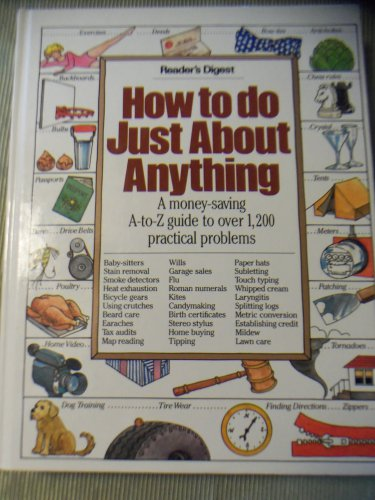 How To Do Just About Anything Reader's Digest locationB22