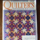 Quilter's Newsletter Magazine March 2001 No 330 Back Issue locationM10