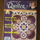 American Quilter Techniques Ideas Lifestyle Fall 2007 Back Issue locationM10