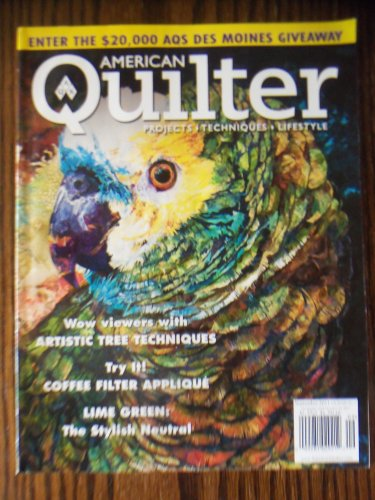 American Quilter Techniques Ideas Lifestyle September 2011 Back Issue locationM10