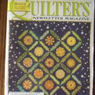 Quilter's Newsletter Magazine June2001 No. 333 Back Issue locationM10