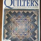 Quilter's Newsletter Magazine September 2001 No. 335 Back Issue locationM10