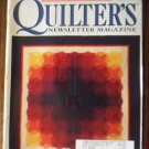 Quilter's Newsletter Magazine March 2000 No. 320 Back Issue locationM10
