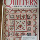 Quilter's Newsletter Magazine April 2000 No. 321 Back Issue locationM10