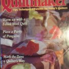 Quiltmaker Magazine No. 53 January February 1997 Back Issue locationM10