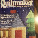 Quiltmaker Magazine No. 46 November/December 1995 Back Issue locationM10