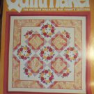 Quiltmaker Magazine No. 21 Early Winter 1990 Back Issue locationM10