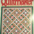 Quiltmaker Magazine No. 19 Early Summer 1990 Back Issue locationM10