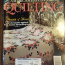 American Patchwork & Quilting April 1997 Vol. 5 No. 2 Issue 25 Back Issue locationM10