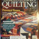 American Patchwork & Quilting December 1995 Vol. 3 No. 6 Issue 17 Back Issue locationM10
