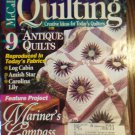 McCall's Quilting Vol. 4 No. 1 February 1997 Collector's Edition Back Issue locationM10