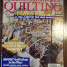 American Patchwork & Quilting June 1996 Vol. 4 No. 3 Issue 20 Back Issue locationM10