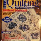 McCall's Quilting Vol. 4 No. 4 August 1997 Collector's Edition Back Issue location14