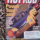 Hot Rod October 2003 Volume 56 Number 10 Back Issue Magazine 1M